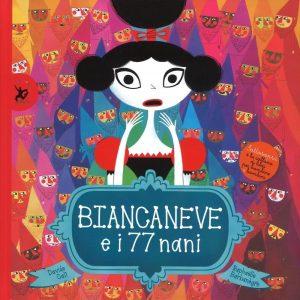 Copertina Biancanete e i 77 nani | Dipendiamo.blog